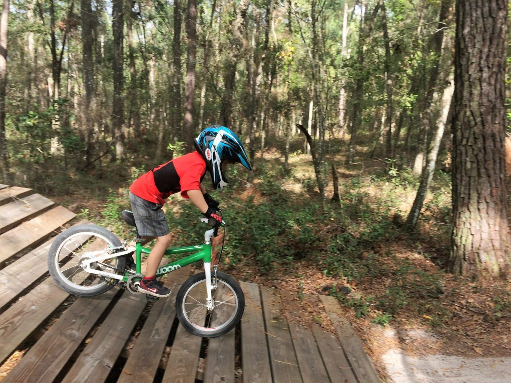 Kids Full-Face Mountain Bike Helmet