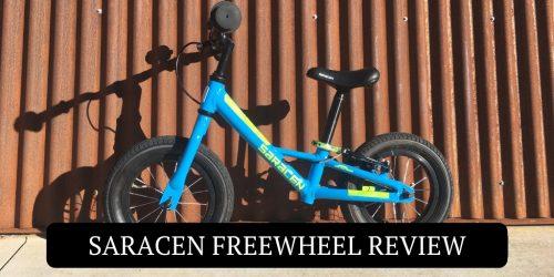 Saracen Freewheel Balance Bike Review