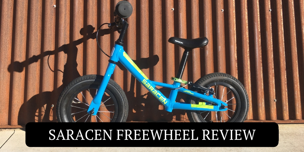 Saracen Freewheel Balance Bike Review