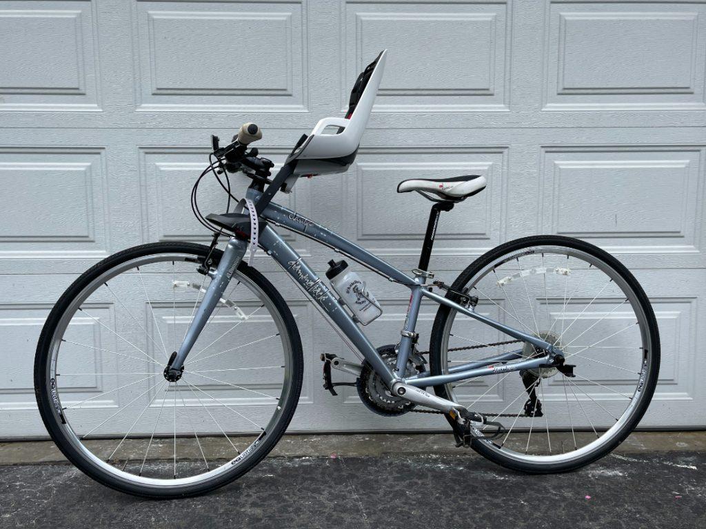 Seat on Bike