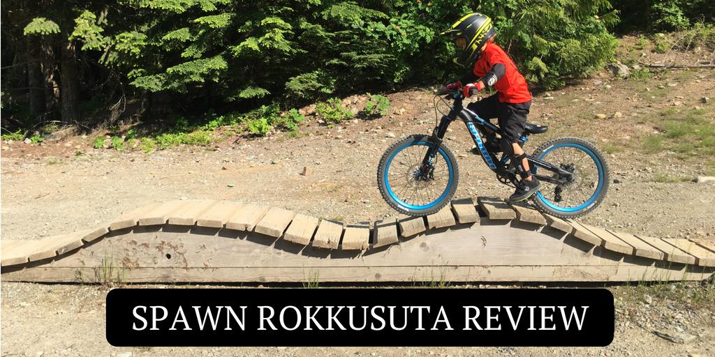 Spawn Rokkusuta Kids Mountain Bike Review