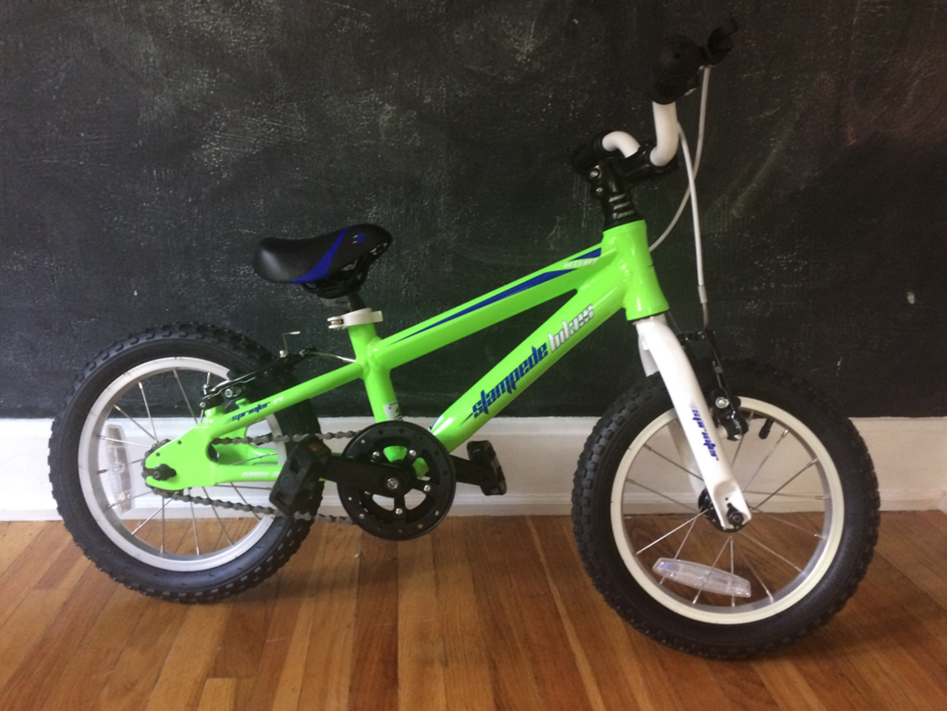"Stampede Sprinter 14"" Kids Bike"
