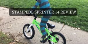 Stampede Sprinter 14