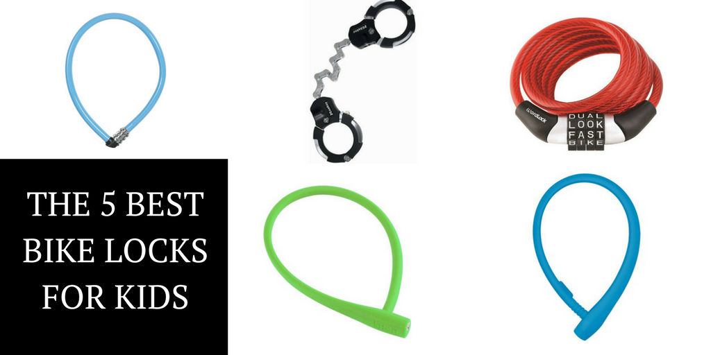 The 5 Best Bike Locks for Kids