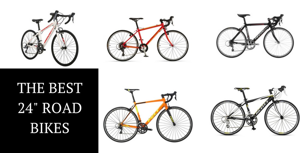 "The Best 24"" Road Bikes"