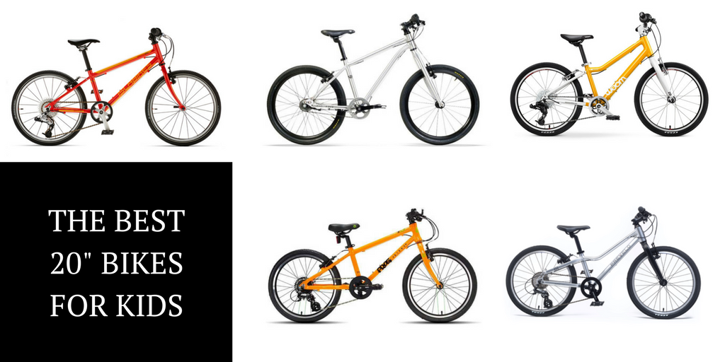 5 Best 20 Kids Bikes For Ages 6 To 8 Rascal Rides