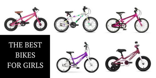 The Best Girls Bikes