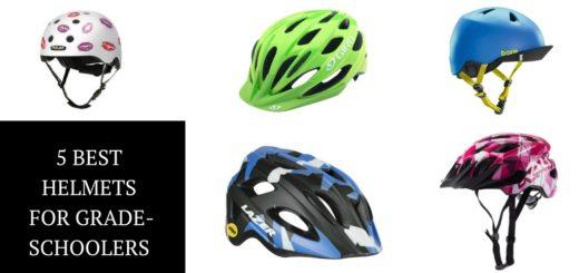 The Best Bike Helmets for Grade School Kids