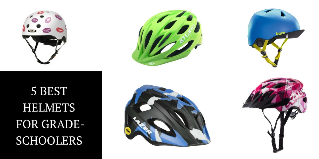 The Best Bike Helmets for Grade School Kids