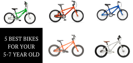 The 5 Best Bikes for Your 5-7 Year Old