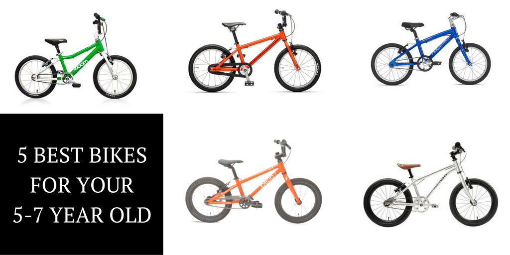 5718cd749c9 The 5 Best Pedal Bikes for Your 5 to 7 Year Old (16 Inch and 18 Inch ...