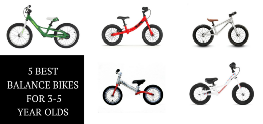 The 5 Best Balance Bikes for Your 3-5 Year Old