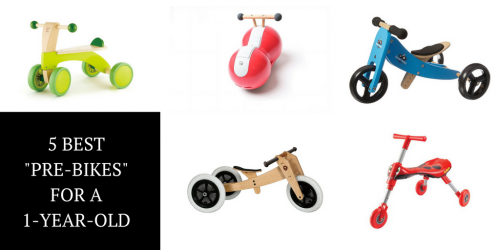 "The 5 Best Tricycles (""Pre-Bikes"") for a 1 Year Old"