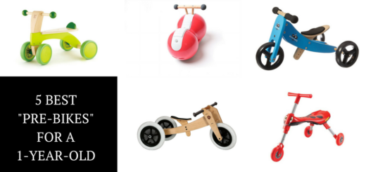 """The 5 Best Tricycles (""""Pre-Bikes"""") for a 1 Year Old"""