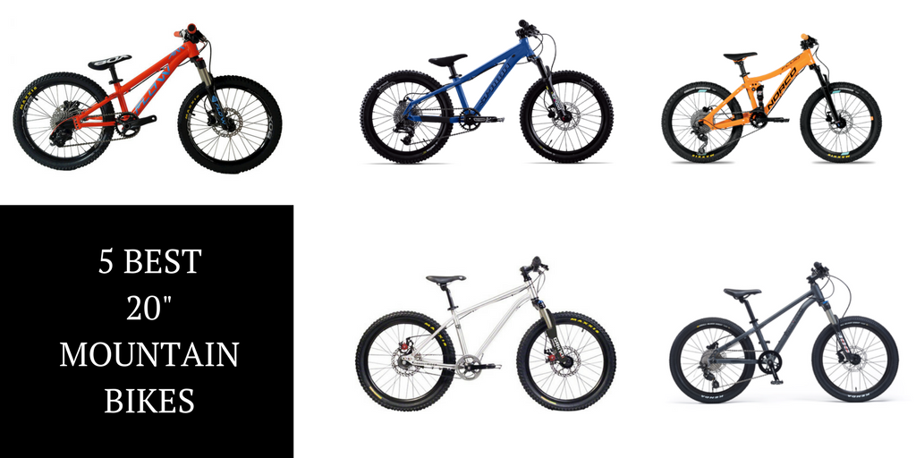 "d6d4804c4f3 5 Best 20"" Mountain Bikes for Kids - Rascal Rides"