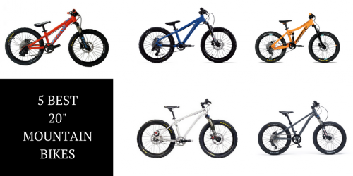 "The 5 Best 20"" Mountain Bikes"