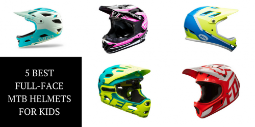The 5 Best Full-Face Mountain Bike Helmets for Kids