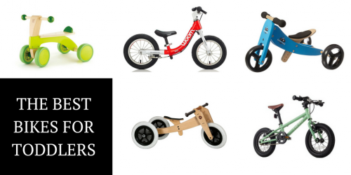 The Best Bikes for Toddlers