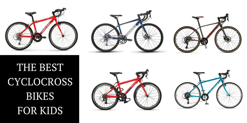 The Best Kids Cyclocross Bikes
