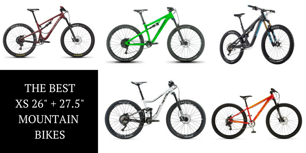 The Best XS Mountain Bikes