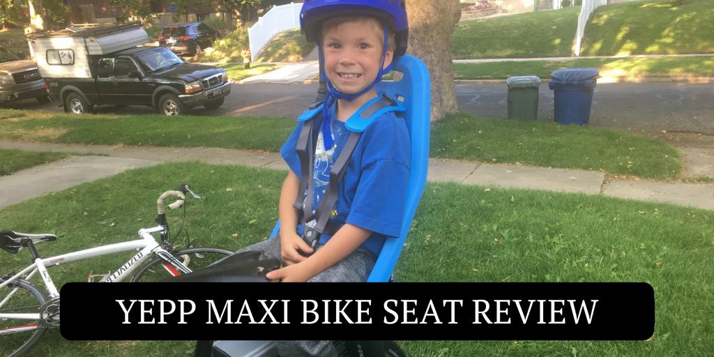 Thule Yepp Maxi Review