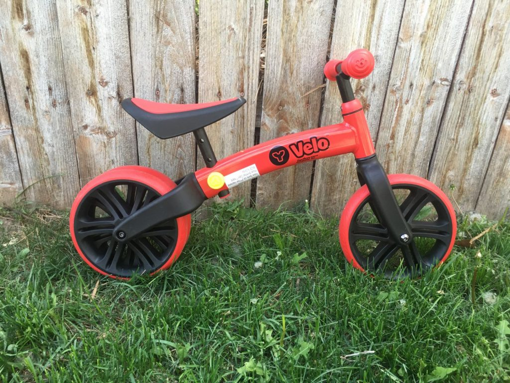 Y Velo Balance Bike Review
