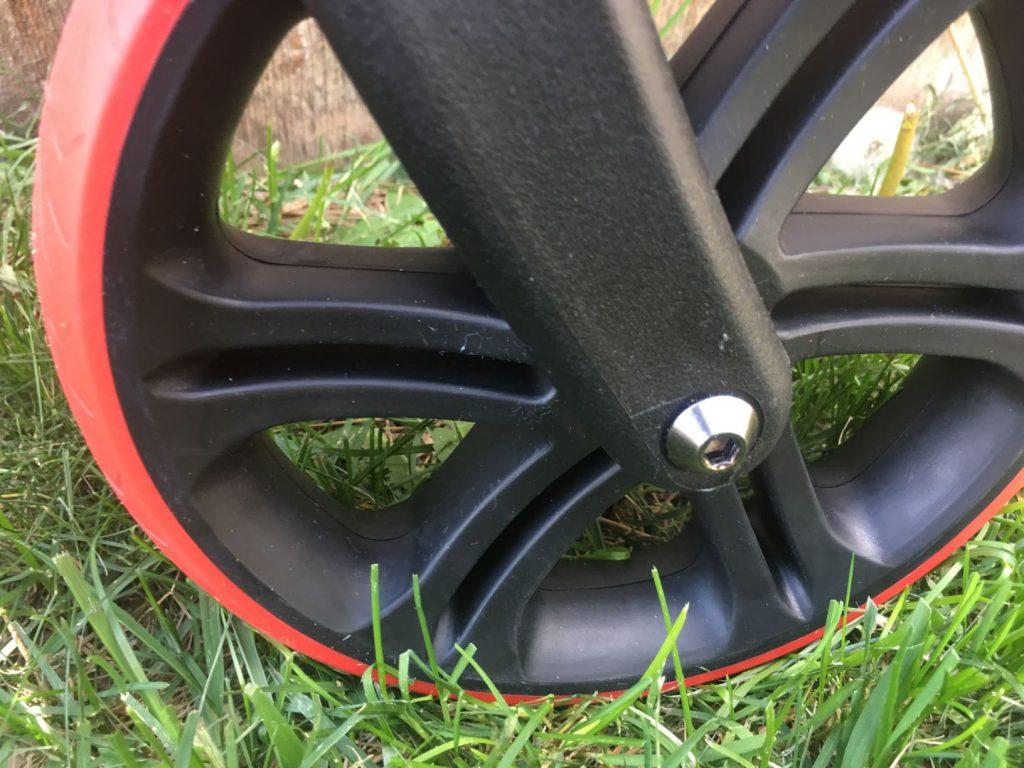 Y Velo Wheel