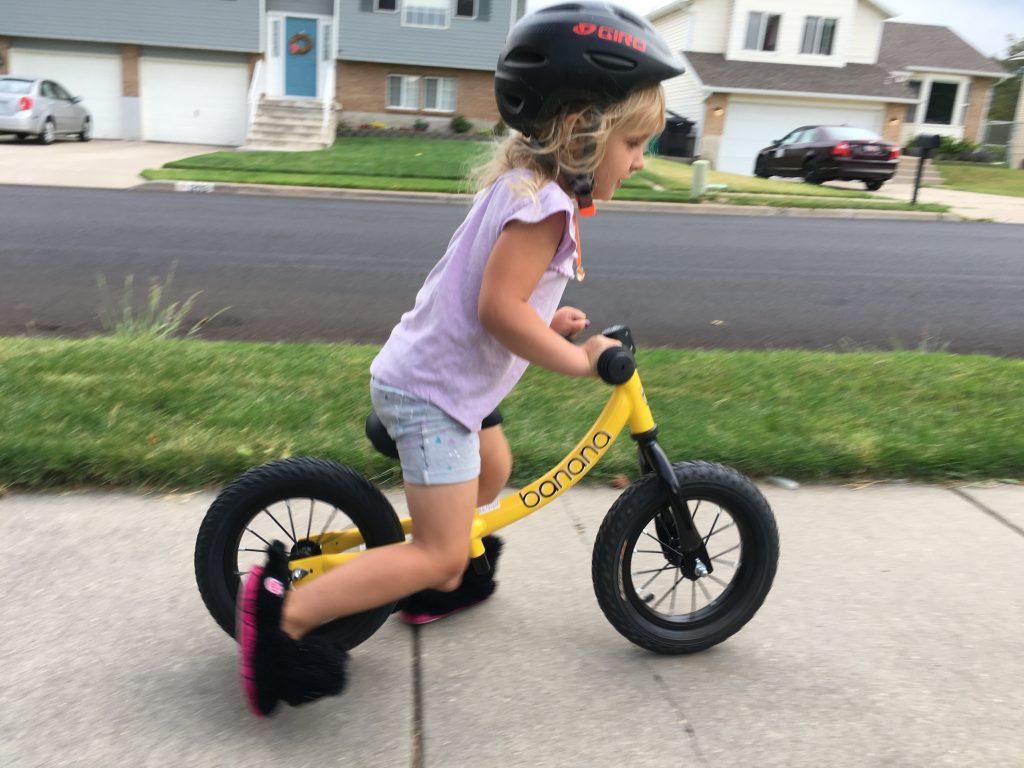 banana bike gt no steering limiter