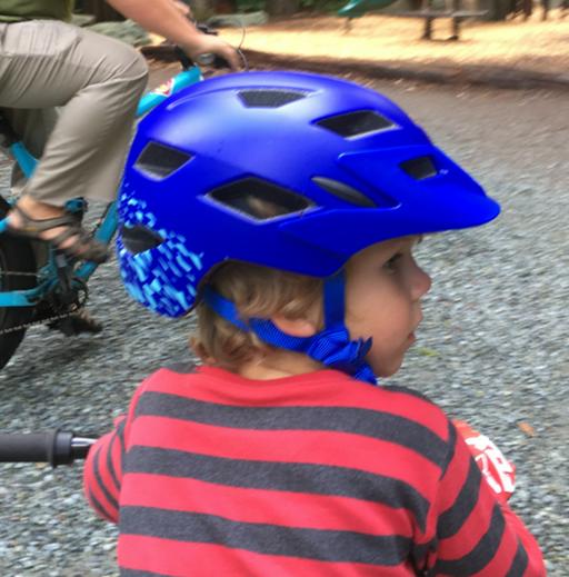 bell sidetrack toddler helmet