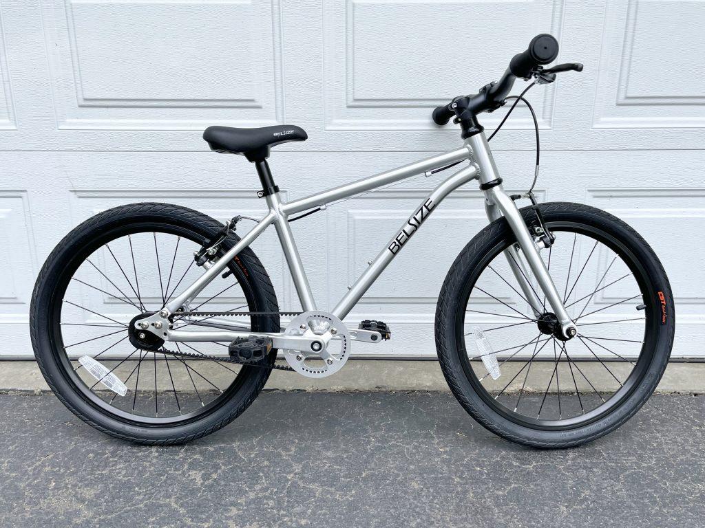 belsize 20 kids bike