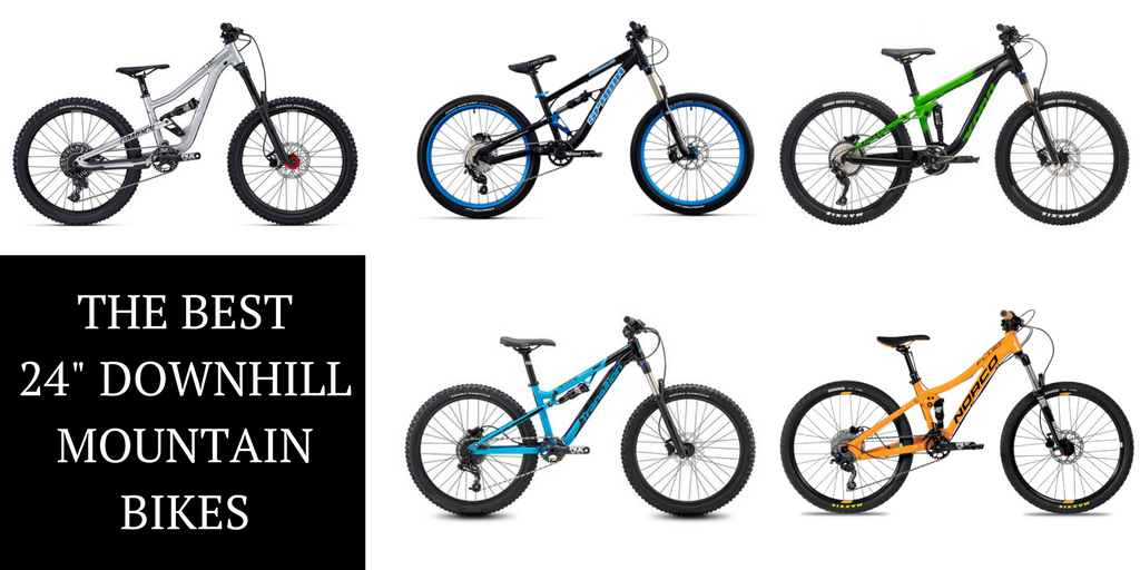 Best Full Suspension Mountain Bike >> 11 Best 24 Downhill Full Suspension Mountain Bikes For Kids