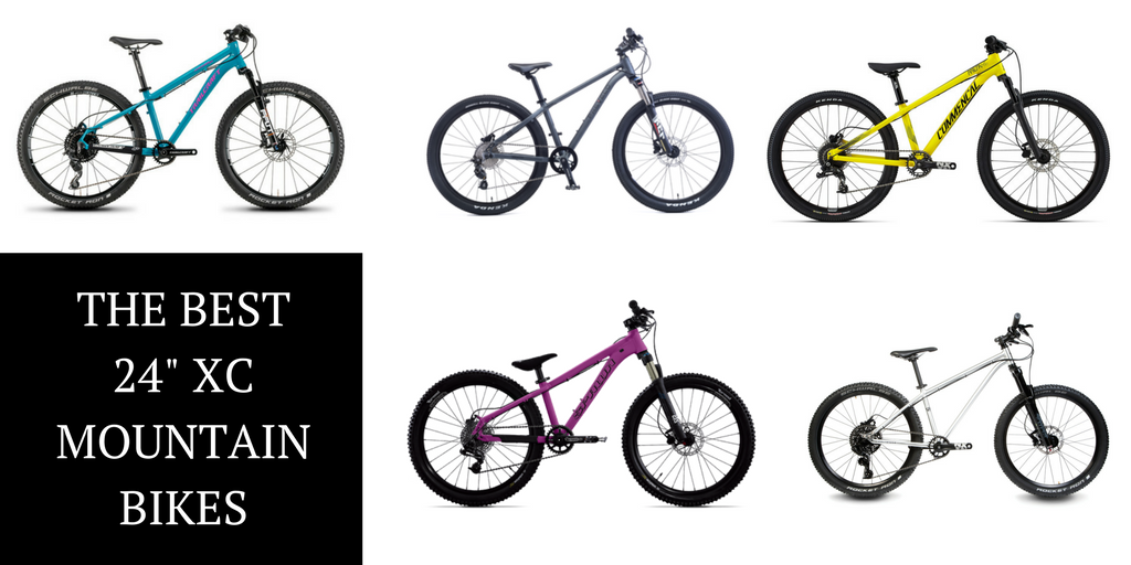 best 24 inch xc mountain bikes for kids