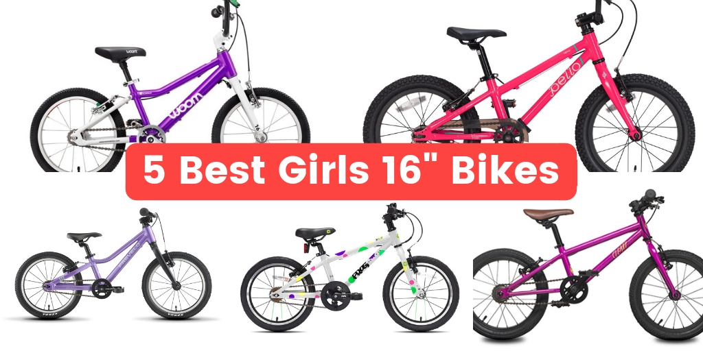 5 Best Girls 16 Inch Bikes