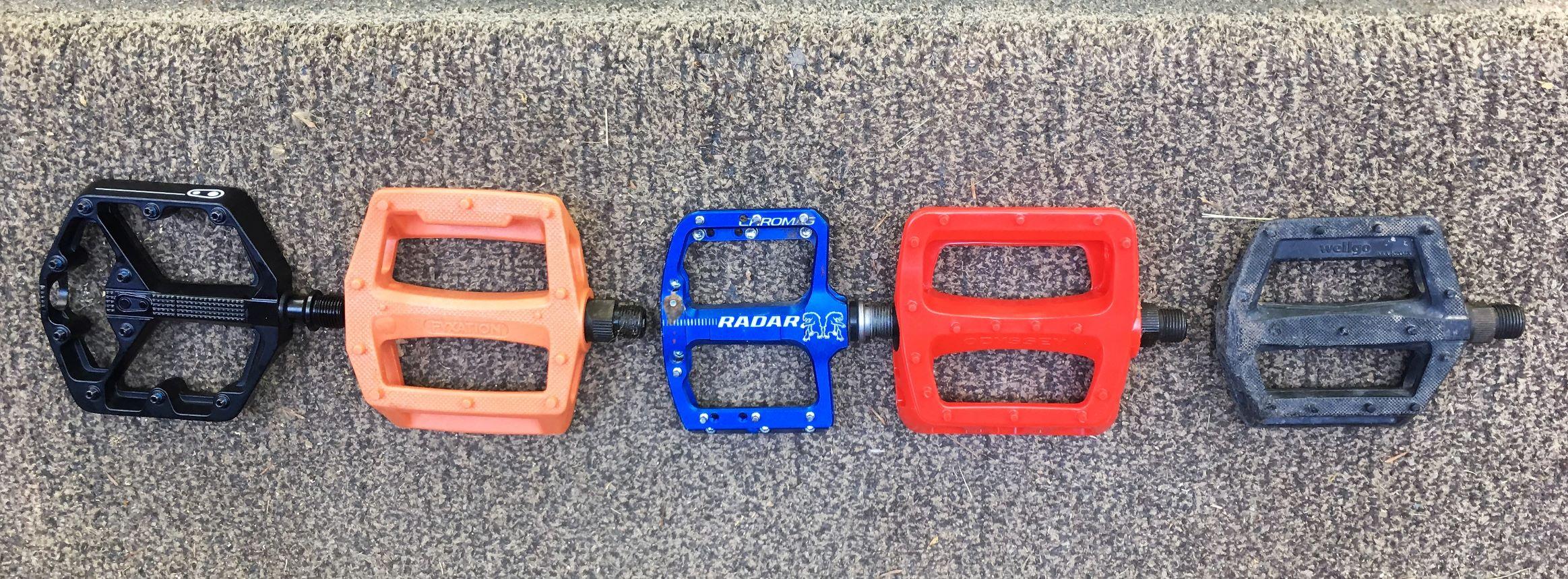 ROAD CRANK BIKES NEW BICYCLE 9//16/'/' BLACK ALUMINUM PEDALS FOR 3 PC MTB BMX