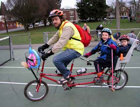 bike friday family tandem