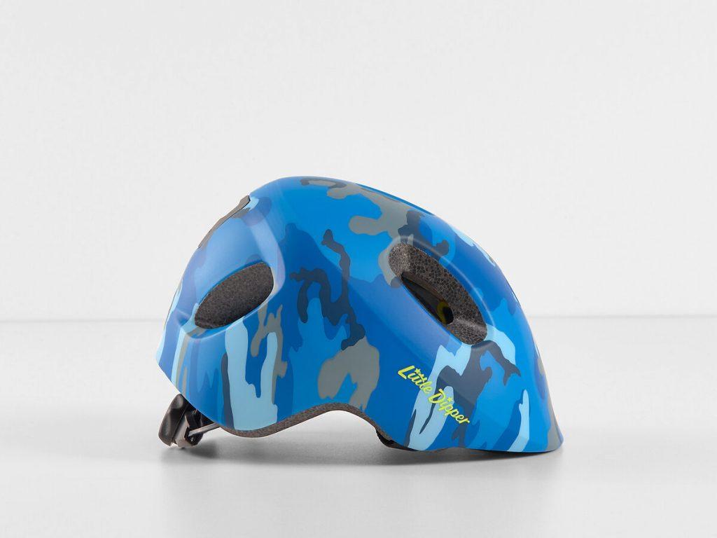 bontrager little dipper toddler bike helmet