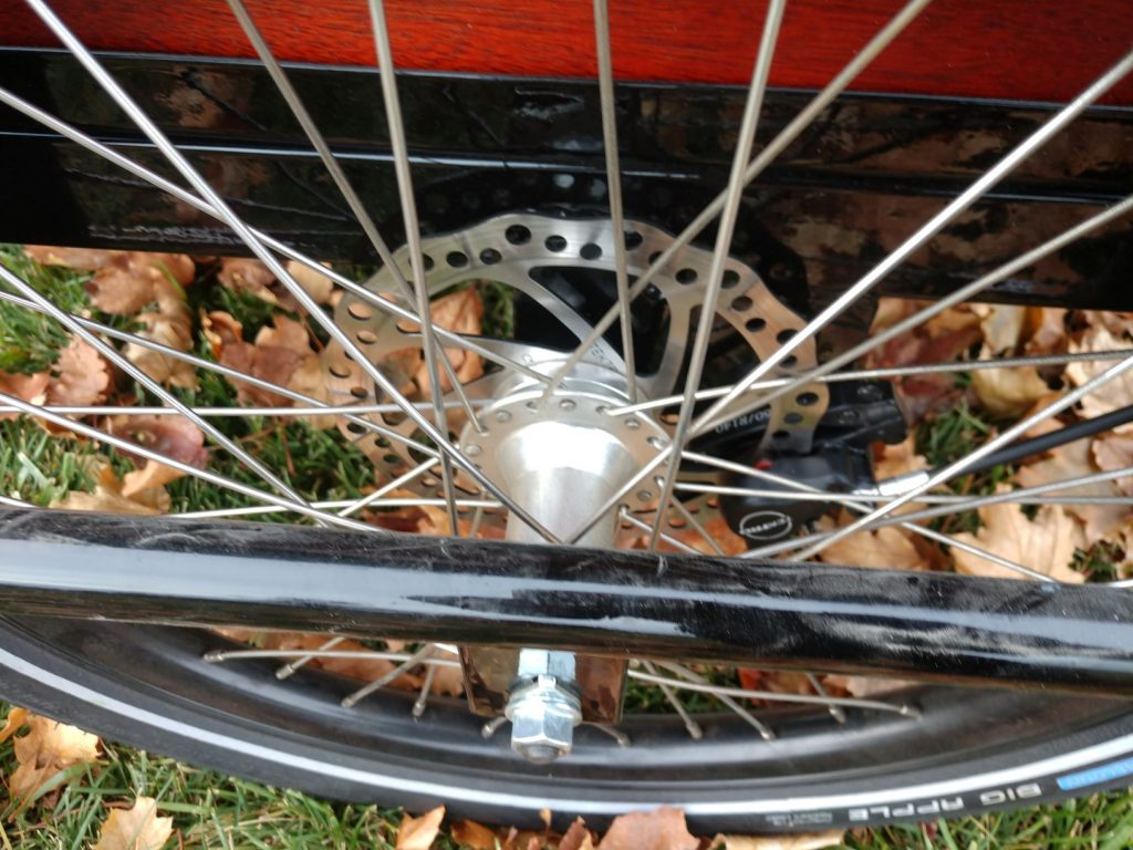 bunch bike hydraulic disc brakes