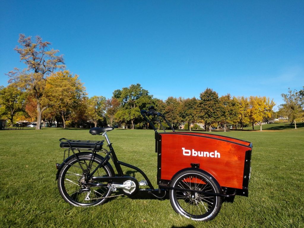 bunch cargo bike