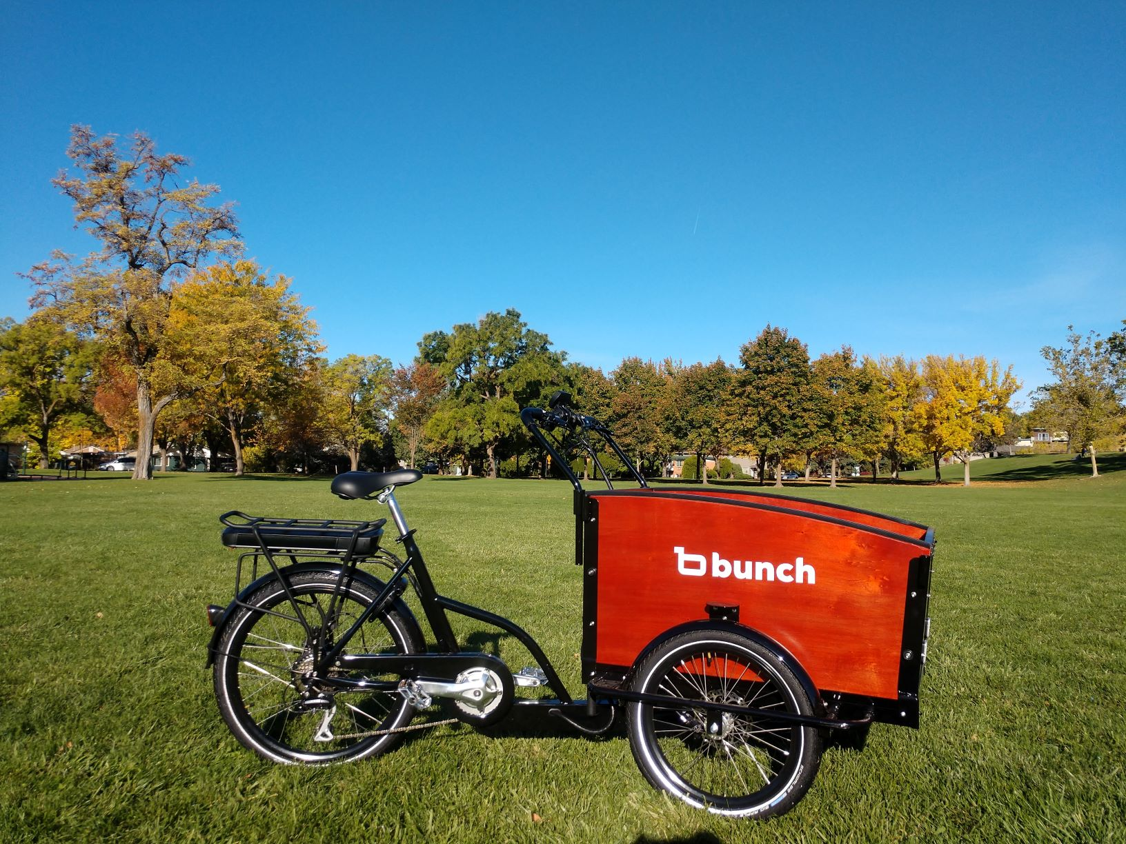 bunch cargo bike