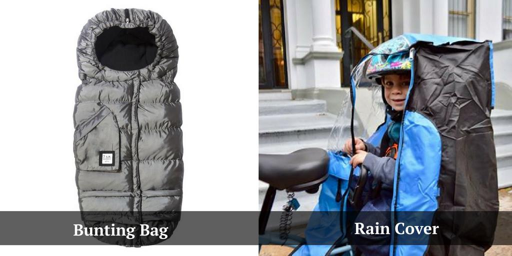 bunting bag rain cover