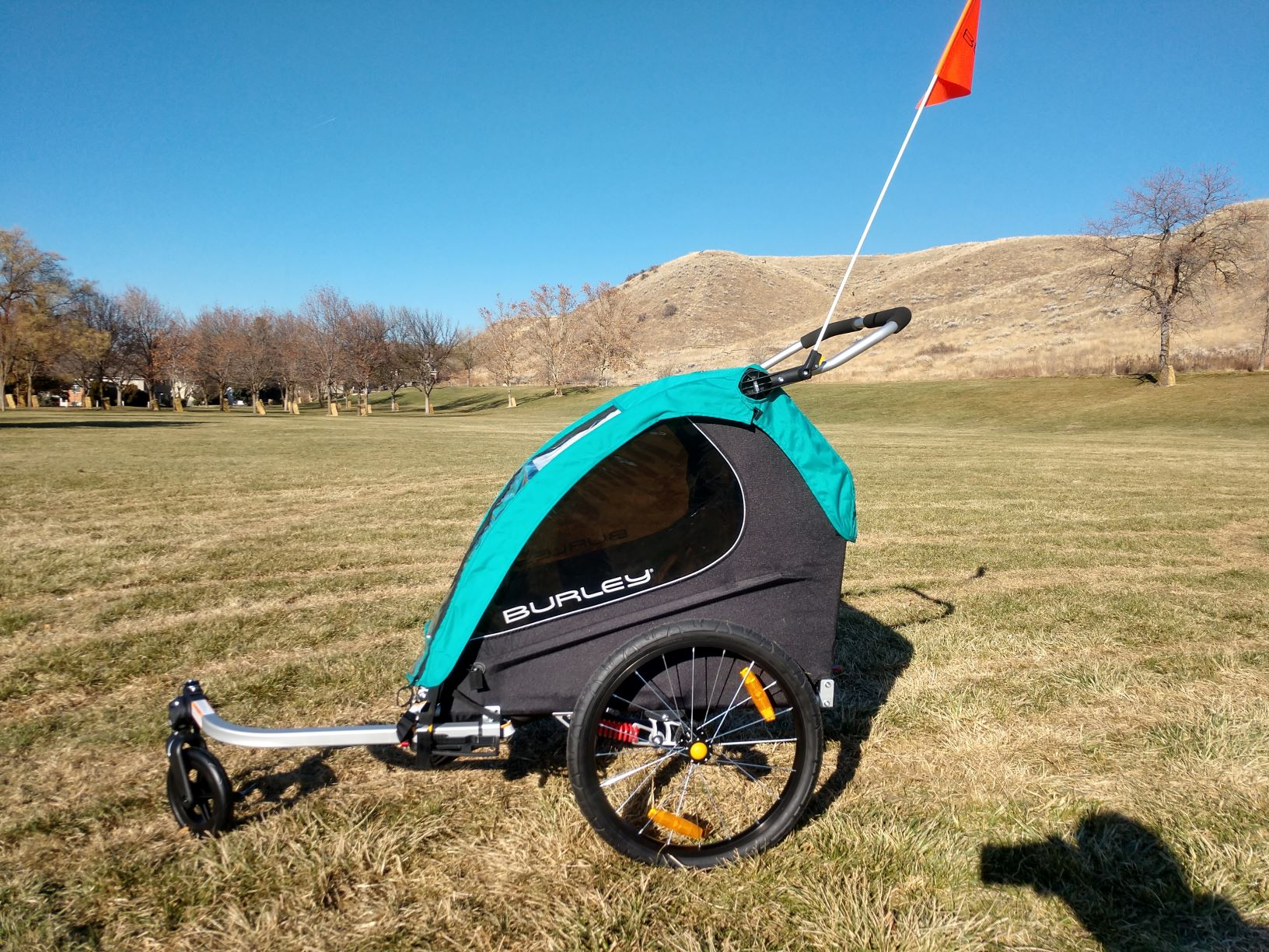 burley encore x multi sport trailer review (1)