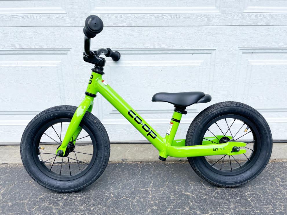 co op rev 12 balance bike review