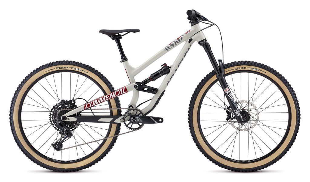 commencal clash 24 inch mountain bike