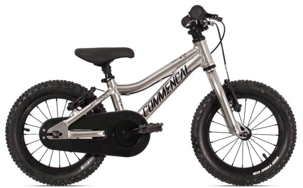 commencal ramones 14 kids bike