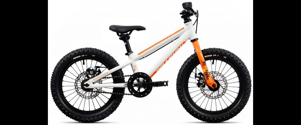 commencal ramones 16 inch mountain bike