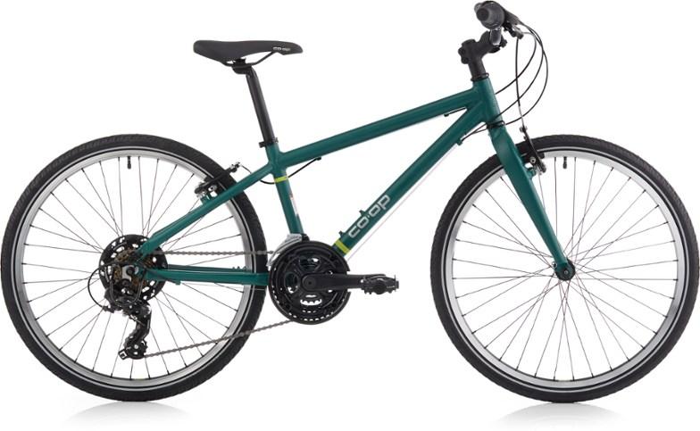 coop rev city 24 inch kids bike