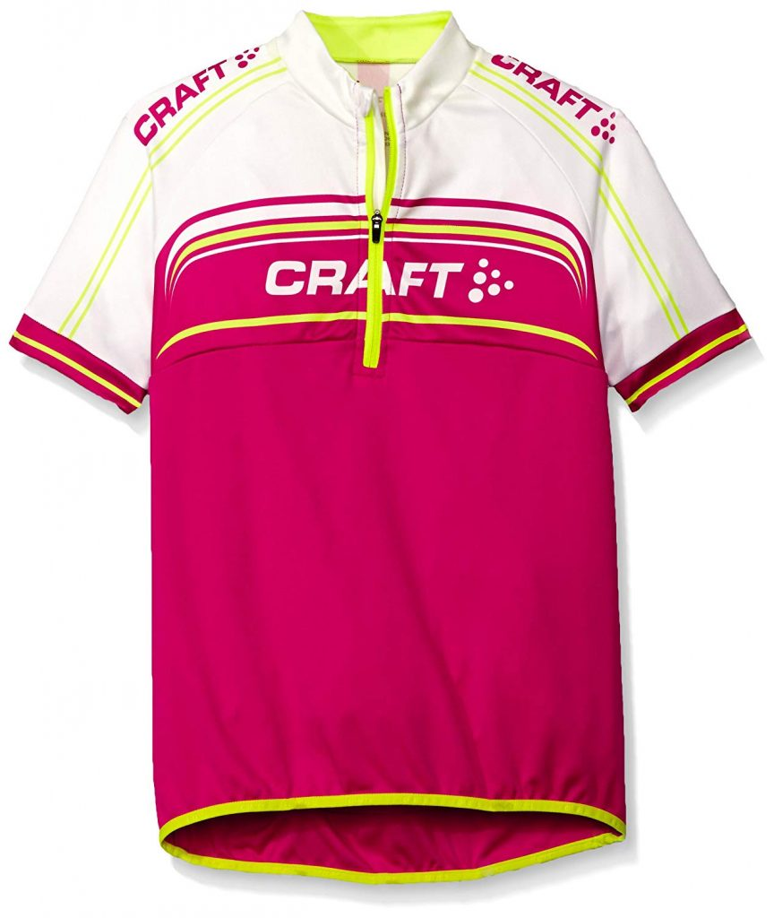 craft cycling jersey
