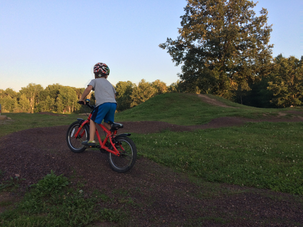 Cuyuna Lakes Mountain Biking