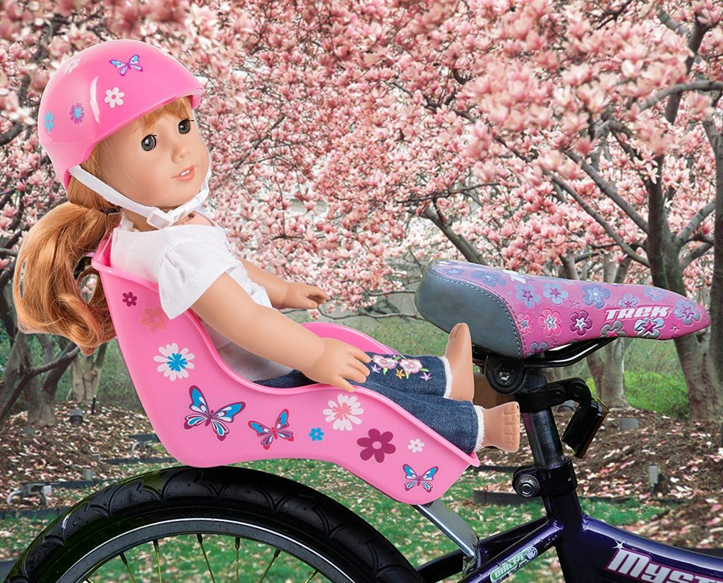 dolly bike seat