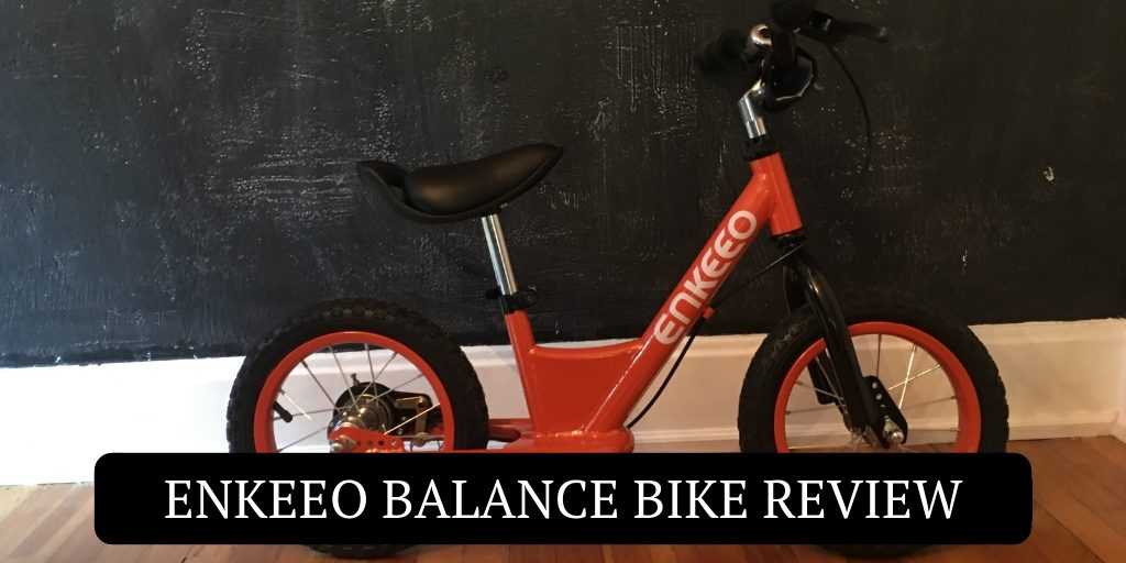 enkeeo balance bike review